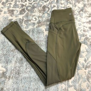 Lululemon All The Right Places Pant Fatigue 2 EUC